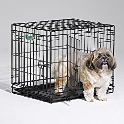 MidWest Homes for Pets Double Door Dog Crate