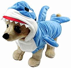 ChezAbbey Stitch Onesie for Dogs