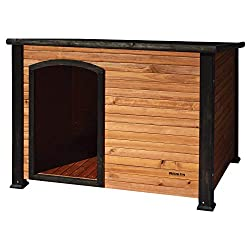 Petmate Precision Wooden Dog House