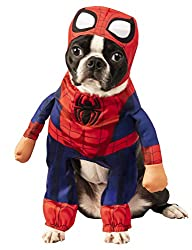 Rubie's Spiderman Costume for Dogs