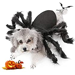 Spider Dog Costume - Halloween Cosplay Costumes for Dogs