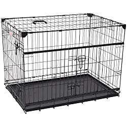 Lucky Dog Double Door Dog Kennel Review