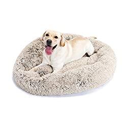 Made4Pets Orthopedic Round Dog Bed