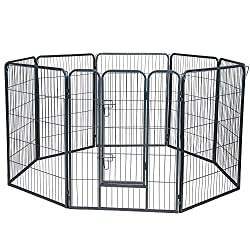 Paws and Pals Portable Camping Dog Fence