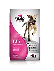 Nulo Freestyle Puppy Food for a Goldendoodle