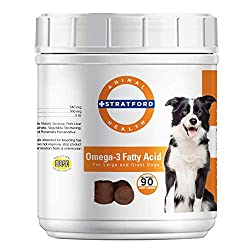 Stratford Pharmaceuticals Omega 3 Chews for Dogs