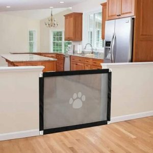 pet retractable gates