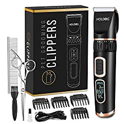 Holdog Professional Pet Clippers for Grooming