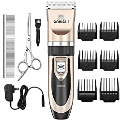 Oneisall Dog Shaving Clippers