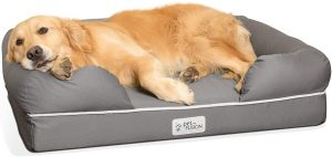 PetFusion Dog Bed for Dogs with Arthritis