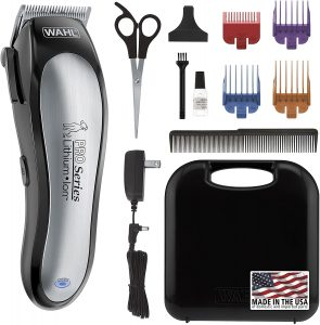 Wahl Pro Series Cordless Ultra Quiet Dog Clippers