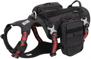 Chai's Choice Tactical Training Dog Backpack