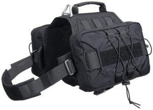 Excellant Elite Spanker Dog Backpack