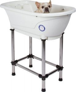 Flying Pig Portable Dog Grooming Tub