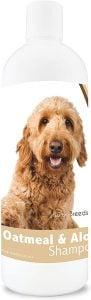 Healthy Breeds Oatmeal & Aloe Dog Shampoo