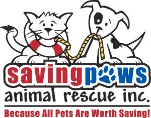 Saving Paws