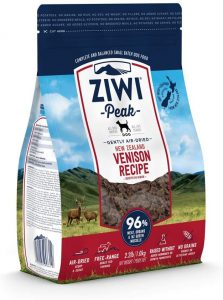 ZIWI Peak Air-Dried Dog Food & Topper Recipe
