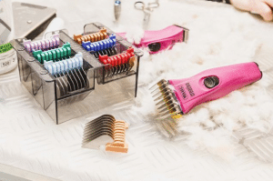 wahl professional dog clippers