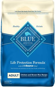Blue Buffalo Life Protection for Standard Poodles