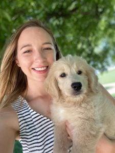 Brooke Marie's Goldendoodle Love in Minnesota