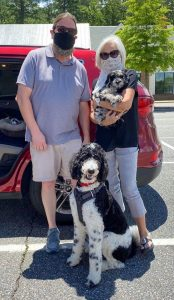 Lake Road Goldendoodle Puppies NC