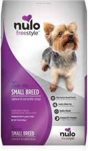 Nulo Grain-Free Dry Dog Food with Probiotics