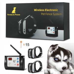 Bling Bling Petsfun Electric Wireless Dog Fence System​