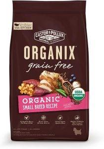 Castor & Pollux Organix Organic Puppy Food