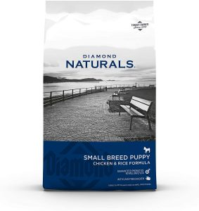 Diamond Naturals Small Breed Dry Dog Food Formula