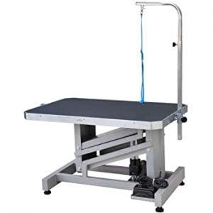 Happybuy Hydraulic Heavy Duty Grooming Table