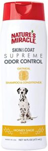 Nature's Miracle Supreme Odor Control Pet Shampoo