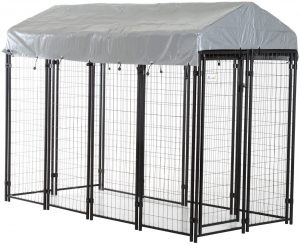Paw Hut Large Outdoor 72-Inch Dog Cage