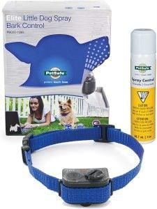 Pet Safe Elite Little Dog Bark Control Citronella Spray Collar