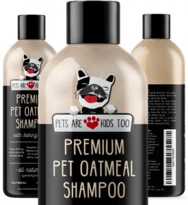 Pets Are Kids Too Oatmeal Anti-Itch Shampoo and Conditioner
