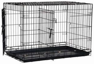 Precision Pet Crate with Double Door