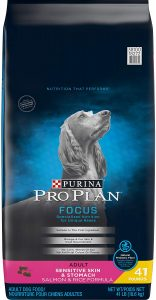 Purina Pro Plan Sensitive Skin and Stomach High Protein Dog Food
