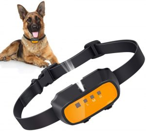 Queenmew Citronella Spray Anti-Barking Device with Rechargeable Battery