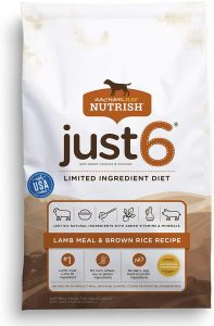 Rachael Ray Nutrish Just 6 Limited Ingredient Dog Food