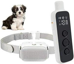 Sumao Rechargeable Anti Bark Citronella Dog Training Collar