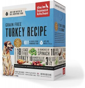 The Honest Kitchen Human-Grade Dehydrated Grain-Free Dog Food