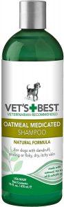 Vet's Best Medicated Oatmeal Shampoo