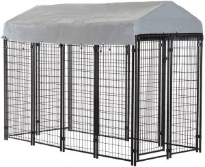 Best Pet Dog Kennel for Indoor and Outdoor Use