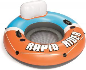 Bestway CoolerZ Rapid Rider Inflatable River Tube and Float