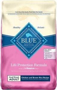 Blue Buffalo Life Protection Formula Natural Adults Small Breed Dry Food