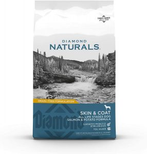 Diamond Naturals Skin & Coat Real Salmon and Potato Recipe Dry Dog Food $36.99
