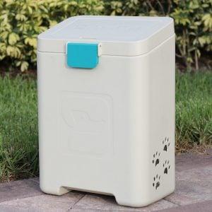 Dog waste system