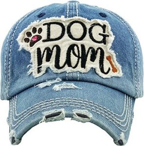 Funky Junque Women's Distressed Vintage Baseball Cap