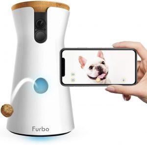 Furbo Dog Camera: Treat Tossing, Full HD Wifi Pet Camera and 2-Way Audio$199.00