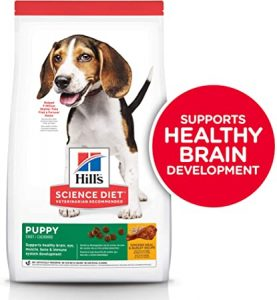 Hill's Science Diet Dry Dog Food,Puppy,Small Bites, Chicken Meal And Barley Recipe