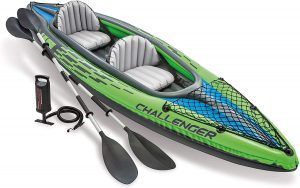 Intex Challenger Canoe